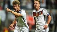 CẬP NHẬT tin sáng 5/9: Đức thắng Ba Lan. Robben nghỉ 1 tháng. Djokovic tiến bước