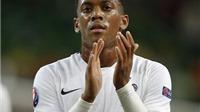 Anh trai Anthony Martial: 'Em tôi sẽ là đội trưởng của Man United và ĐT Pháp trong tương lai'