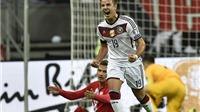 Đức thắng Ba Lan 3-1: Goetze tuyệt vời, nhưng Đức chưa hoàn hảo