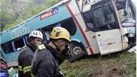 Brazil: tai nạn xe buýt làm 15 người chết