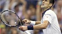 Vòng 4 đơn nam US Open: Novak Djokovic gặp khó, Tsonga dễ thở