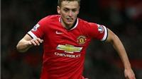 Man United nhận được hơn 20 lời đề nghị hỏi mượn James Wilson