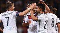 Mueller rực sáng, Đức đánh bại Scotland, tiến sát EURO 2016