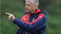Wenger: 'Wilshere vẫn chấn thương. Welbeck nghỉ đến Giáng sinh''
