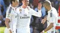 Ronaldo hết tịt ngòi, hàng công 'BBC' của Real Madrid sẽ lại mạnh khủng khiếp