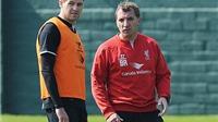 Steve Gerrard: 'Tôi muốn ở lại Liverpool, nhưng không được trao cơ hội'