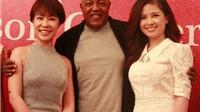 Đến Việt Nam, Peabo Bryson kể chuyện 'đọ giọng' trong phòng thu với Celine Dion