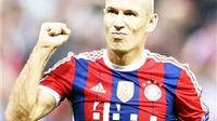 20h30 ngày 12/9, Bayern Munich - Augsburg: Thắng thì thắng, nhưng Robben...