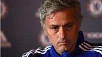 Mất Courtois vì chấn thương, Mourinho gọi thủ môn vô danh lên thế chỗ