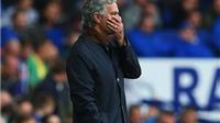 Thời khắc sự thật cho Mourinho