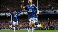CHẤM ĐIỂM Everton 3-1 Chelsea: Một ngày tồi tệ nữa của Ivanovic