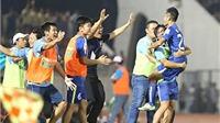 Vòng 25 V-League: Tránh cảnh 'chợ chiều'
