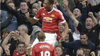 Man United 3-1 Liverpool:  'Quỷ Đỏ' đích thực là Man United!