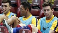 Enrique giải thích lý do để Messi dự bị, Simeone thừa nhận Barca thắng xứng đáng