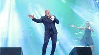 Peabo Bryson truyền lửa cảm xúc cho khán giả và nghệ sĩ Việt