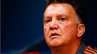 Van Gaal không tin Man United có thể cạnh tranh Champions League