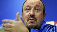 Benitez: 'Gerrard nói sai. Cậu ấy chỉ vẽ ra để bán sách'