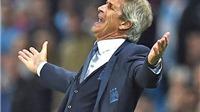 Manuel Pellegrini: 'Bàn thắng của Man City không hợp lệ, Juventus mạnh nhất bảng'