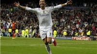 Xem lại quả penalty tưởng tượng mà trọng tài dành cho Ronaldo