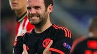 Luke Shaw chấn thương nặng, Juan Mata viết thư chia sẻ đầy tình cảm