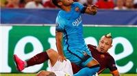 Luis Enrique: 'Rafinha chấn thương là bước ngoặt. Barca xứng đáng thắng Roma'