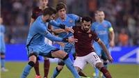 ĐIỂM NHẤN: Roma hoàn hảo về chiến thuật. Barca thiếu sự quyết liệt và ngẫu hứng
