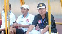 HLV Trần Bình Sự: 'Cờ đã vào thế hết rồi'