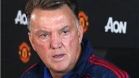 Van Gaal: 'Luke Shaw sẽ về Manchester phẫu thuật 1 lần nữa. Cậu ấy mạnh mẽ, khiến tôi kinh ngạc'
