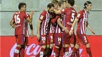 Eibar 0-2 Atletico Madrid: Torres tỏa sáng, Atletico lên vị trí thứ 2 Liga