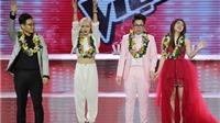 Gala Giọng hát Việt 2015: Không có bất ngờ nào, Đức Phúc trở thành quán quân
