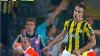 Nani và Van Persie cùng ghi bàn giúp Fenerbahce chiến thắng