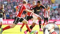 Hàng công Man United: Martial sẽ không phải Macheda