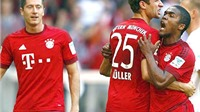 01h00 ngày 23/9, Bayern Munich – Wolfsburg: Trả nợ 'bầy sói'
