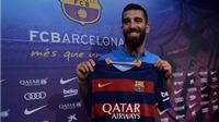 Barca vẫn hy vọng sẽ đăng kí Turan vào danh sách thi đấu