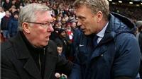 Alex Ferguson: 'David Moyes là lựa chọn hoàn hảo. Pep đã từ chối tôi'