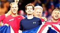 Andy Murray có thể bỏ ATP World Tour Finals vì chung kết Davis Cup