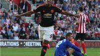 Đội hình tiêu biểu vòng 6 Premier League: Gọi tên Martial và De Bruyne