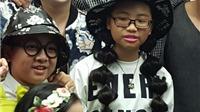 Phương Mỹ Chi thử sức với 'Gương mặt thân quen nhí 2015'