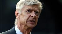 Wenger quyết dùng đội hình mạnh để thắng Tottenham
