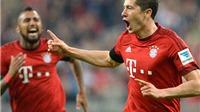 Bayern Munich 5-1 Wolfsburg: Robert Lewandowski ghi 5 bàn trong 9 phút, Bayern đại thắng