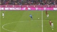 Xem Manuel Neuer suýt bị thủng lưới vì lao lên gần giữa sân