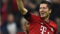 Robert Lewandowski: Luôn tỏa sáng khi đội bóng cần anh