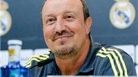 Benitez: 'Benzema là một mẫu số 9 khác biệt. Real cũng có khả năng chịu đựng'