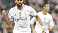 Karim Benzema: Một 'số 9 ảo' của Real Madrid
