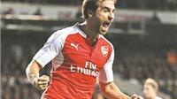 Arsenal: Flamini chưa hết thời