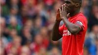 Christian Benteke nghỉ 2 tuần, bỏ lỡ trận gặp Everton