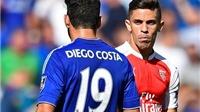 CẬP NHẬT tin tối 25/9: Suarez đã 'hôn' Chiellini. Wenger: 'Paulista hối hận vì việc nhận thẻ đỏ'
