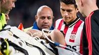 Hector Moreno: 'Luke Shaw không đổ lỗi cho tôi'