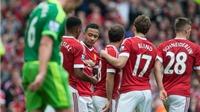 CHẤM ĐIỂM Man United 3-0 Sunderland: Vẫn là Martial và Mata