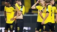 Dortmund 2-2 Darmstadt: Aubameyang lập cú đúp, Dortmund vẫn bị Bayern bỏ xa